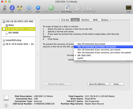 How to Easily Encrypt a Flash Drive on a Mac | Welcome to the Tech